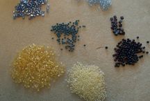 Beadwork Reference / Reference information for Beadwork - bead sizes, types, etc.