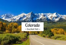 Our things to do in Colorado bucket list