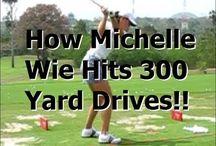 Michael wie golf