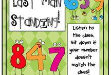 Math - Games
