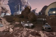 Base Mars / Base Mars Project Rusmore