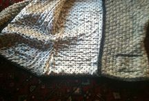 Lining knitting and crochet