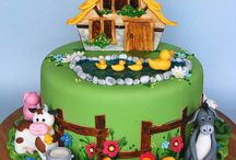 Little Farmer, Cake & Party,