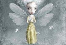 Fairy folk & Fantasy / .