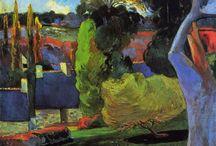 Z  Paul Gauguin