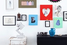 Ideas for the Walls