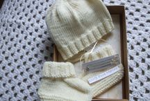beautiful baby hand knits