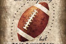 Vintage Football Designs
