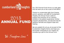 Annual Fund / https://www.cumberlandheights.org/donations/