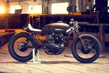 Custom Cafe Racer / Inspiration for Custom Cafe Racers