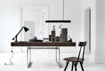 Werkplek thuis / Werkplek inspiratie voor thuis