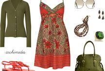 Ropa, ideas para vestir