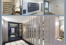 Boîtes aux lettres - Habitat collectf / Hen Bois est distributeur officiel de la marque Visorex