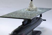 Diorama / Modelbouw