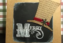 Christmas Card Collection 2015 / Cards and tags