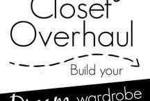 Wardrobe Overhaul Style ideas