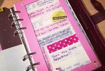 Planners and Journals / Ideas and inspiration for Filofax, bullet journals, and much more!