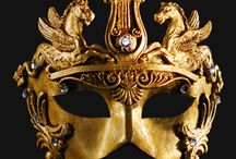 Barocco Venetian Masks