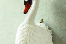 aves a crochet