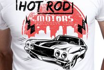T-shirt with Car