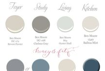 open plan paint colors