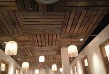 Glenview Haus ceiling