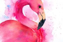 Aquarel | Animals