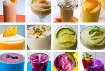 Drinks, Smoothies, Ice Cream, and Cold Stuff! / by Kristie Scott