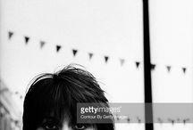 Anton Corbijn - Chrissie Hynde / Dutch Photographer