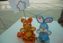 my animals quilling 3D
