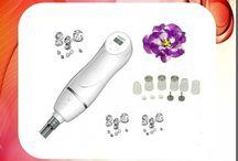 Peeling de Diamantes / Aparelho Peeling de Diamantes - Tratamento facial