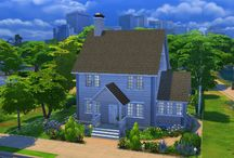 Sims 4 Houses / I have always enjoyed the Sims, ever since the original game back in the year 2000. So when the Sims 4 was released (2nd Sep US, 4th Sep, EU & AUS, 5th Sep, UK - 2014) of course I was excited. Here I shall post some of my favorite house designs by other people that I find on the internet. You can download FREE for yourself!. I hope you enjoy their incredible houses like I do. I have NOT made any of these houses. To view the creator, please click on the house you are interested in downloading. / by Alex Smith
