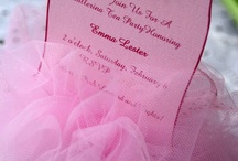 Invitations / by Jeannie N' Dave Smith