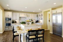 Home - Kitchens / by Kirsten Murphy