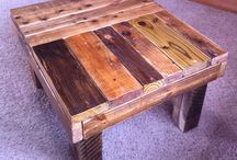 wooden coffee table mooboard