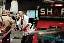 NAB 2013 / SHΛPE in Las Vegas for the #NAB show 2013, presenting our #rigs for #Blackmagic, #DSLR, #Sony #F5, Sony #F55 and more!