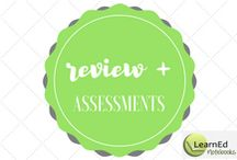 Review + Assessments