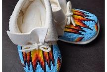 Indián cipő