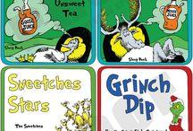 Dr. Seuss Birthday Party / by Kathryn Bartenschlag