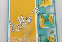 Hello! Cards / Just saying hi