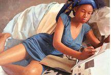 Art - African Artists / Oresegun Olumide#