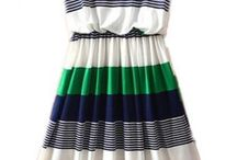 Dresses, maxis and skirts! / by Christina Maffin