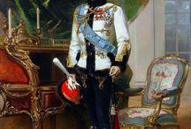 Historie-Panovníci