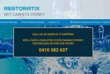 Experienced Water Damage Restoration Services in Liverpool, Eastern Suburbs