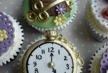 cupcakes de alicia en worderland