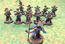 Thousand Sons Space Marines