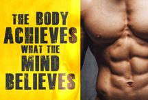 Monday Motivation / Trying to motivate people with some of the best fitness quotes