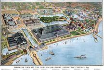 Chicago World's Fair 1893 / World Columbian Exposition