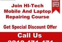 Hi-tech Mobile Repairing Course- The best way towards Mobile Technology