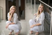Senior Style - Neutrals / What to wear for senior pictures in gorgeous grown up neutral tones.